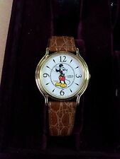 ^ Vintage Men's MICKEY MOUSE Lorus Quartz Watch