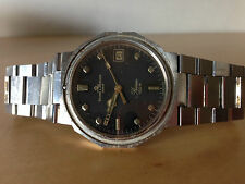 Used - Vintage Watch Reloj BAUME & MERCIER Riviera - NOT WORKING / NO FUNCIONA