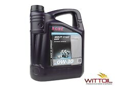 5 LITER ROWE HIGHTEC MULTI SYNT DPF SAE 0W-30 MADE IN GERMANY VW 50400/50700