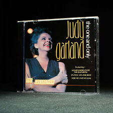 Judy Garland - The One Y El Único - música cd álbum