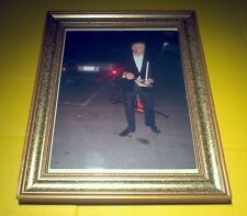 """Dennis Hopper"" signed ulra-rare photo!!!...in L.A.!!!"