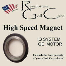 High Speed Magnet. For Club Car DS, Precedent, Carryall. 48 Volt IQ, GE Motor