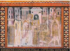 2013  Vaticano  Emissione congiunta  1700°  anniversario    Editto di Milano