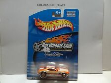 Hot Wheels Club Japan Official Fan Club Orange Mooneyes Plymouth Barracuda