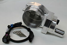 Nick Williams LSXr 102mm Drive By Wire Throttle Body w/ Adapter Harness LS1/LS6