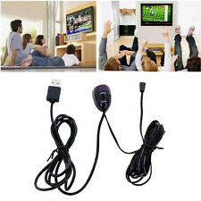 TV Set-top Box IR Infrared Remote Control Receiver Extender Repeater Emitter USB