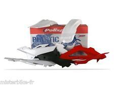 Kit plastiques Coque Polisport  HUSQVARNA  WR 125 250  2006-2008 Coul: Origine