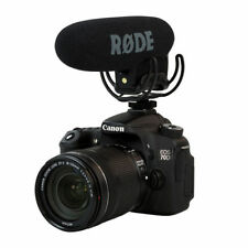 For Rode VMPR VideoMic Pro R with Rycote Lyre Shockmount 5D2 5D3 D800 Microphone