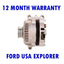 FORD USA EXPLORER 4.0 V6 4WD 1993 1994 REMANUFACTURED ALTERNATOR