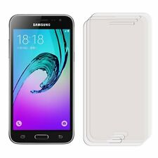2 x Membrane Screen Protectors For Samsung Galaxy J3 (2016) - Glossy Cover Guard