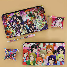 LoveLive! Love Live School Idol Project Anime Phone Bag Pencil Case Cosmetic Cos