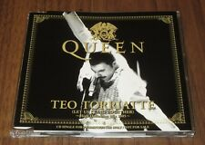 Official JAPAN PROMO ONLY CD! QUEEN Teo Torriatte MORE LISTED Freddie Mercury