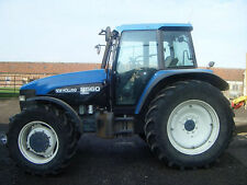 New Holland 60 Series Workshop Manual 8160 - 8560