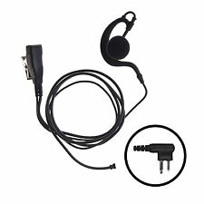 IMPACT 1-Wire Over the Ear Surveillance Earpiece Mic for Motorola 2-Pin Radios