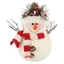 16841 Déco bonhomme de neige Décoration de noël BY détroits
