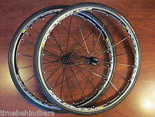 MAVIC KSYRIUM ELITE BLADED SPOKE 700 WHEEL SET 8 9 10 11 SPEED SPECIALIZED TIRES
