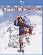 The Eiger Sanction [Blu-ray] DVD, Reiner Schoene, George Kennedy, Vonetta McGee,