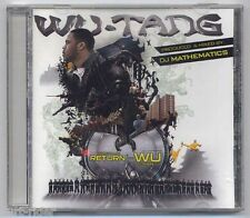 WU-TANG Return Of The Wu And Friends - CD a110