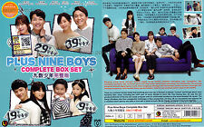 PLUS NINE BOYS 아홉수 소년 九数少年 (1-14 End) 2014 Korean Drama DVD English Subtitles