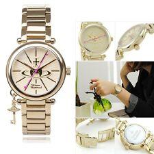 Vivienne Westwood Kensington GP VV006KGD Gold Dial Ladies Watch