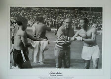 GEORGE COHEN Signed 19x14 Montage Photo 1966 WORLD CUP WINNER COA