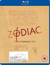 ZODIAC - DIRECTORS CUT - BLU-RAY - REGION B UK