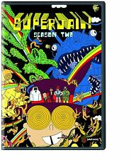 Superjail!: Season Two Adult Swim Cartoon Network (DVD, 2012) NEW