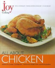Joy of Cooking: All About Chicken, Becker, Marion Rombauer, Becker, Ethan, Romba
