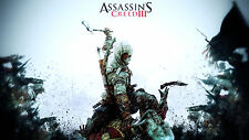 Assassin's Creed 3 III + DLC Tyranny of King Washington UPLAY -  PC - Key