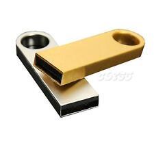 64GB Metal USB Flash Memory Drive Stick Pen Thumb Key Cute U Disk JMHG