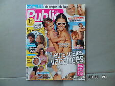 PUBLIC N°470 14/07/2012 Alessandra Ambrosio Vanessa Paradis Eva Longoria J19