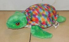 TY Zoom The Sea Turtle Beanie Baby plush toy