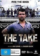 TAKE, THE Avi Lewis & Naomi Klein DVD NEW