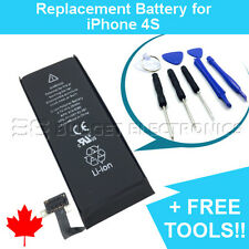 Replacement Battery for iPhone 4S 4GS 1430mAh with FREE Repair Tools
