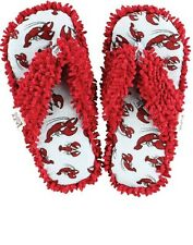 Lazy One Spa Slippers Lobsters (Mislabeled Tags) L/XL