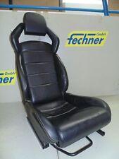 Sitz Links Lamborghini Murcielago Schalensitz Leder Seat Left Fahrersitz