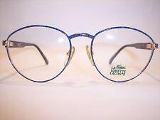 Vintage-Brille/Eyeglasses by LACOSTE Frame France 100% Original 90er Jahre