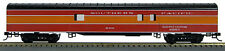 """HO 72 Ft Pass. Railway Post Office , RTR Southern Pacific """"Daylight"""" (1-922)"""
