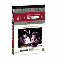 Forbidden Games - Jeux interdits (1952) DVD - Rene Clement (New *Sealed *All)