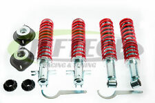 COILOVER VW Golf Mk1 Cabrio réglable suspension kit + top montures avant / arrière