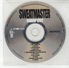(DS776) Sweatmaster, Sharp Cut - DJ CD