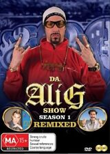 Da Ali G Show Remixed Season 1 (DVD, 2015, 2-Disc Set) BRAND NEW SEALED