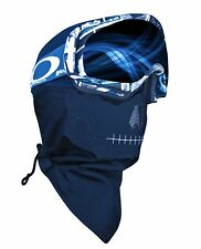 Grace Folly Face mask XSeries Black/Black Ski Snowboard Motorcycle Bandana
