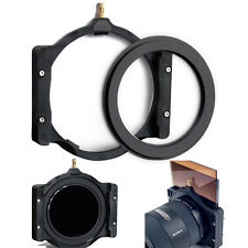 100mm Square Filter Holder+82-82mm Ring Adapter for Lee Hitech Cokin Z PRO Haida