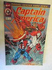 Marvel Heroes Hors Série Numéro 2 de Février 2001 (Spécial Captain America)