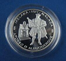 Portugal 200 ESC Alfonso e Albuquerque 1995 plata pp
