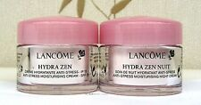 LANCOME HYDRA ZEN Set-Day (con maglie) & NIGHT CREME-UK consegna gratuita