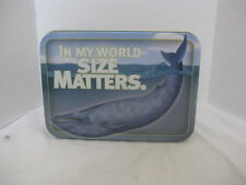 Wildlife Gifts (In My World Size Matters) Tin ~ **Gift Idea