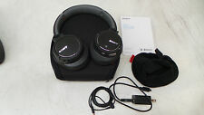 Sony MDR-ZX770BN Bluetooth and Noise Canceling Headphones -MINT Condition