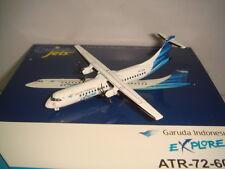 """Gemini Jets 400 Garuda Indonesia Express ATR-72 """"2010s color - Explore"""" 1:400"""